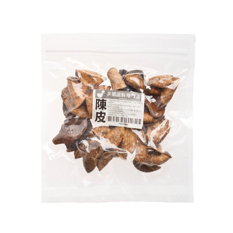 PRETTYLAND HERBAL - DRIED ORANGE PEEL - PC