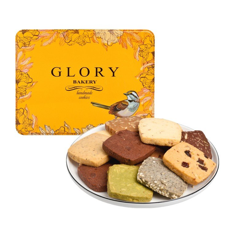 GLORY BAKERY - PREMIUM COOKIES IN 12 FLAVOURS - 500G