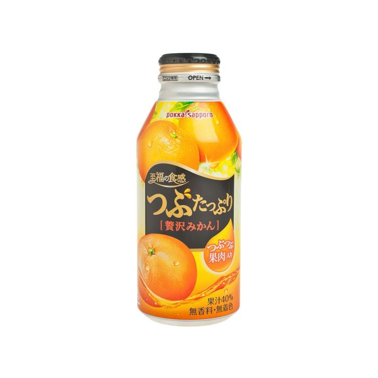 POKKASAPPORO - ORANGE JUICE - 400G