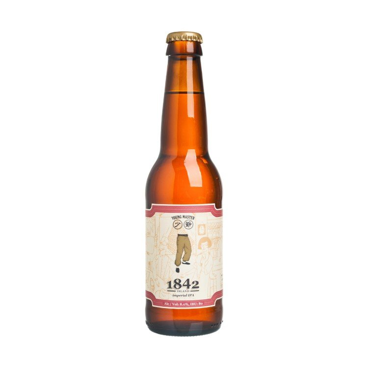 YOUNG MASTER - 1842 IPA - 330ML