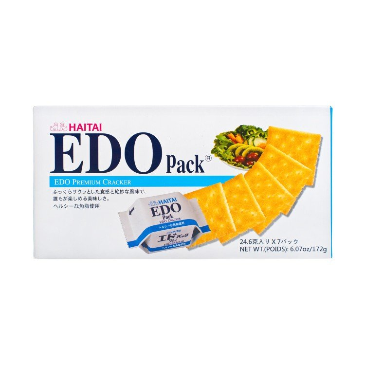 EDO PACK - EDO CRACKER - 172G