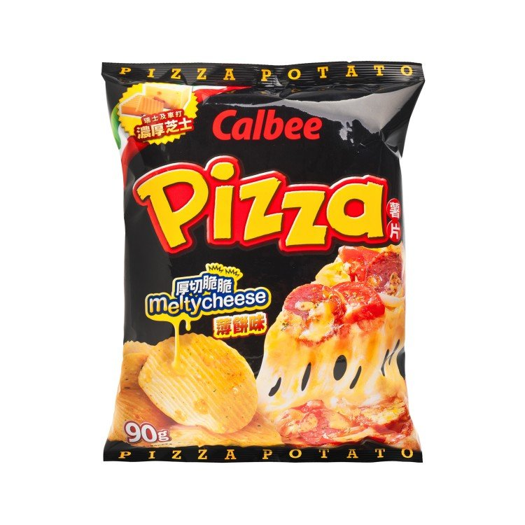 CALBEE - PIZZA CHIPS - 90G