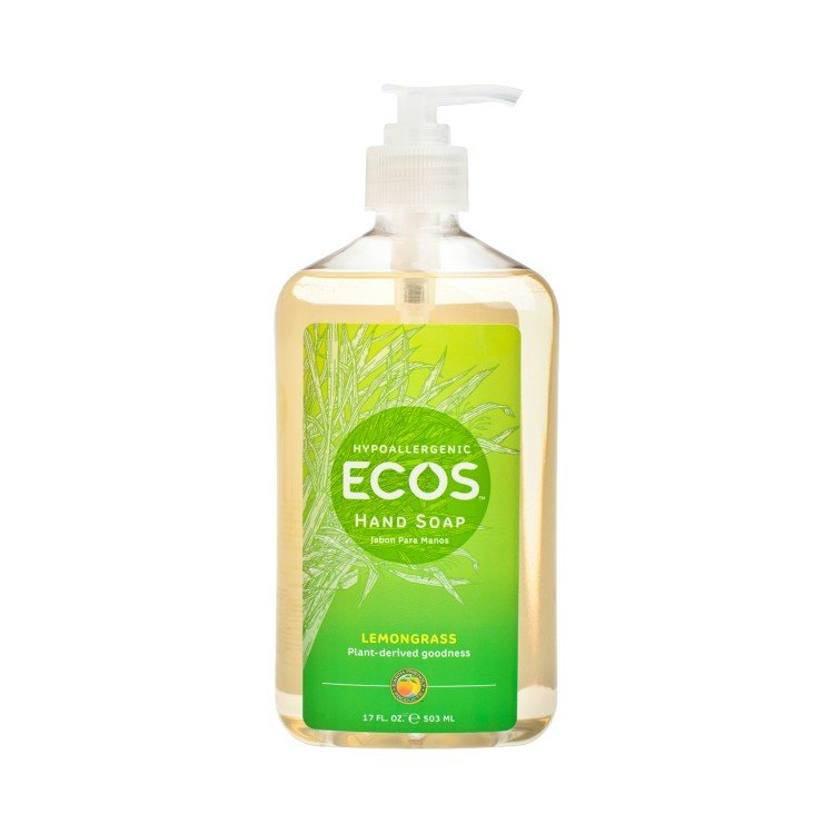 EARTH FRIENDLY PRODUCTS - HAND SOAP-LEMONGRASS  - 503ML