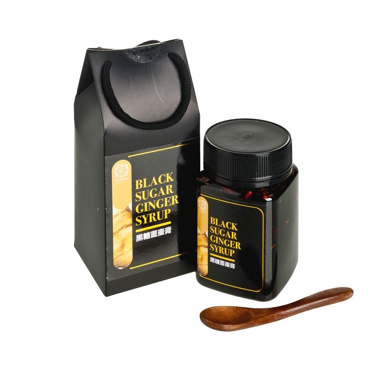 HO CHA - GINGER & CHINESE DATE WITH BLACK SUGAR - 480G