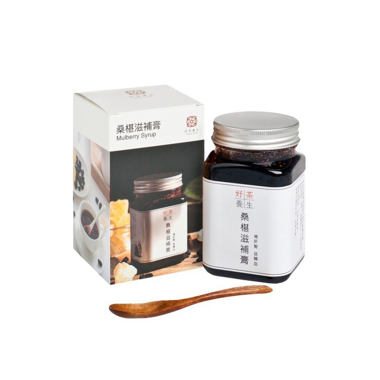 HO CHA - MULBERRY WITH BLACK SUGAR - 480G