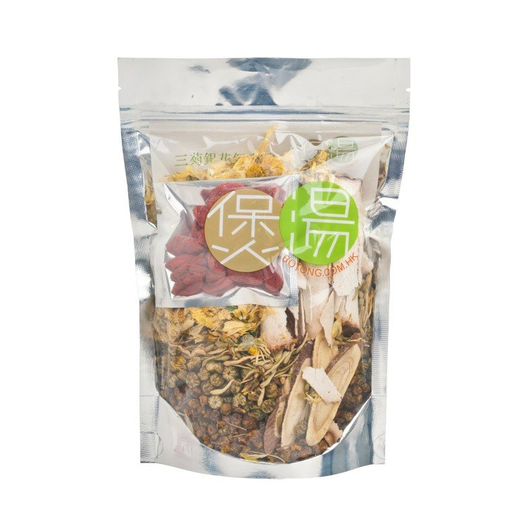 BOTONG - FLOWERS TEA (FREE CHINESE LYCIUM) - PC