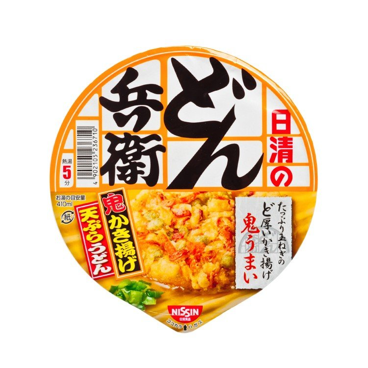 NISSIN - BOWL UDON-OYSTER - 97G