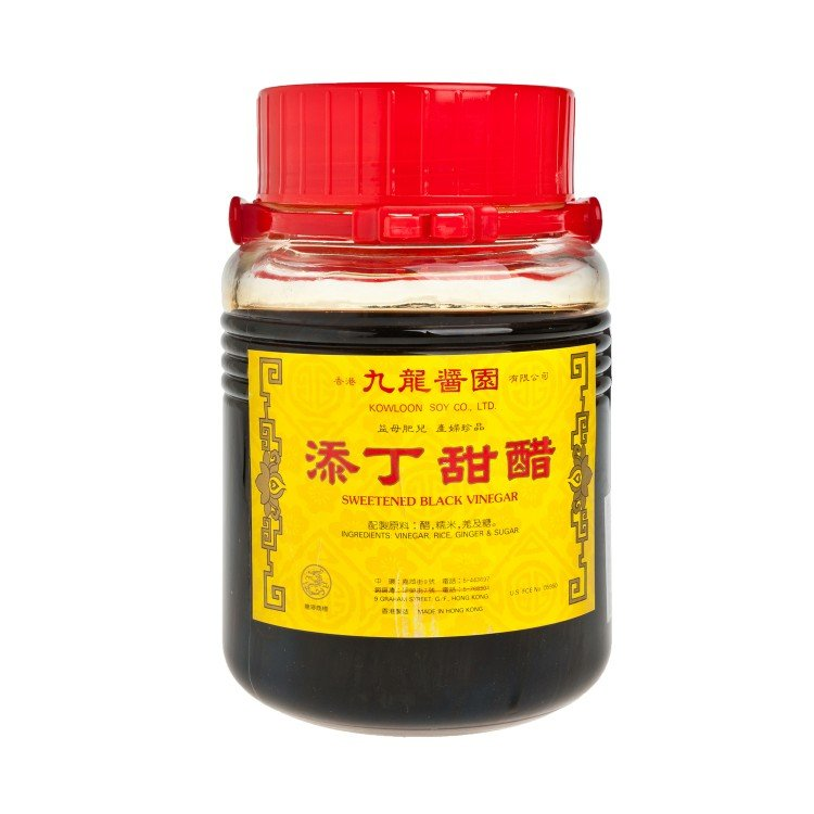 KOWLOON SAUCE CO. - SWEET VINEGAR - 3L