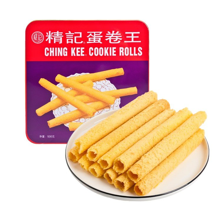 CHING KEE - EGG ROLLS - 500G