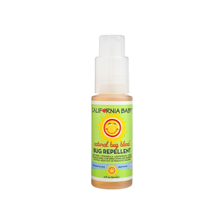 CALIFORNIA BABY - NATURAL BUG BLEND BUG REPELLENT SPRAY - 59ML