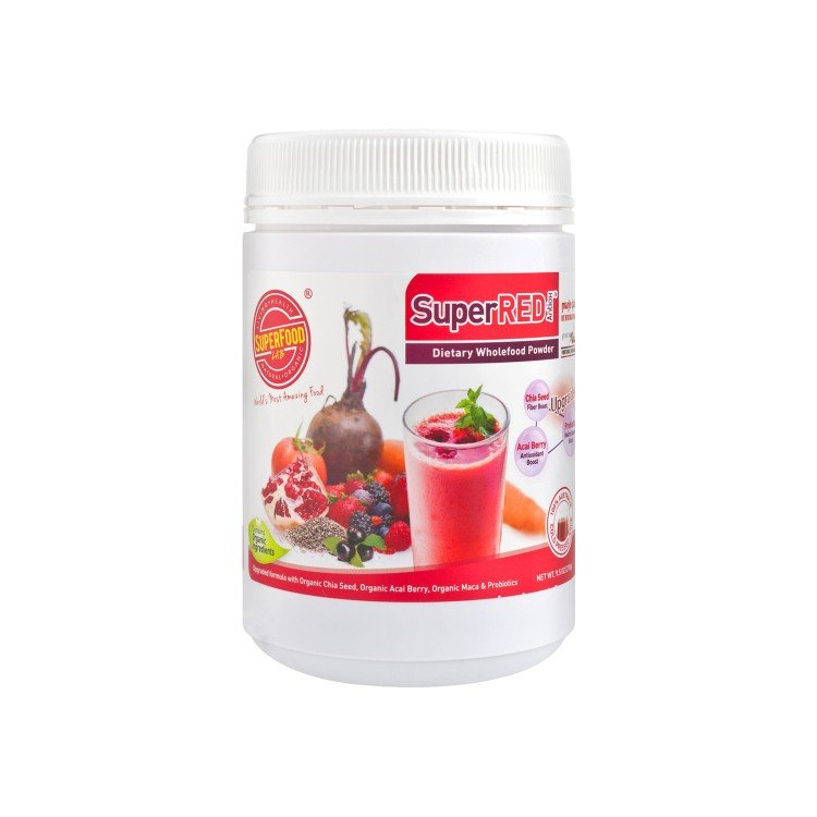 SUPERFOOD LAB - SUPERRED ANTIOX (ADVANCED FORMULA) - 270G