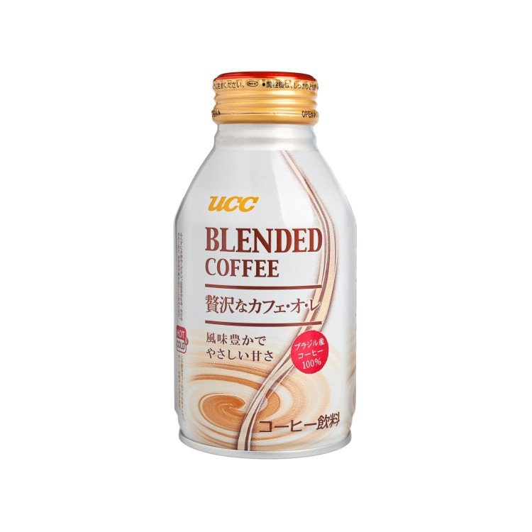 UCC - BLENDED COFFEE-SMOOTH - 260ML