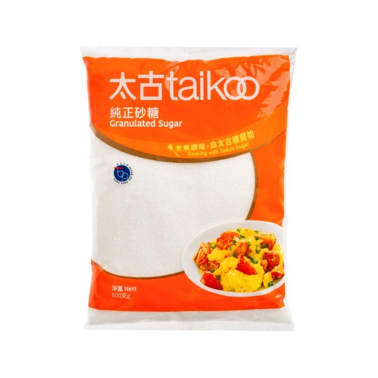 TAI KOO - GRANULATED SUGAR - 800G