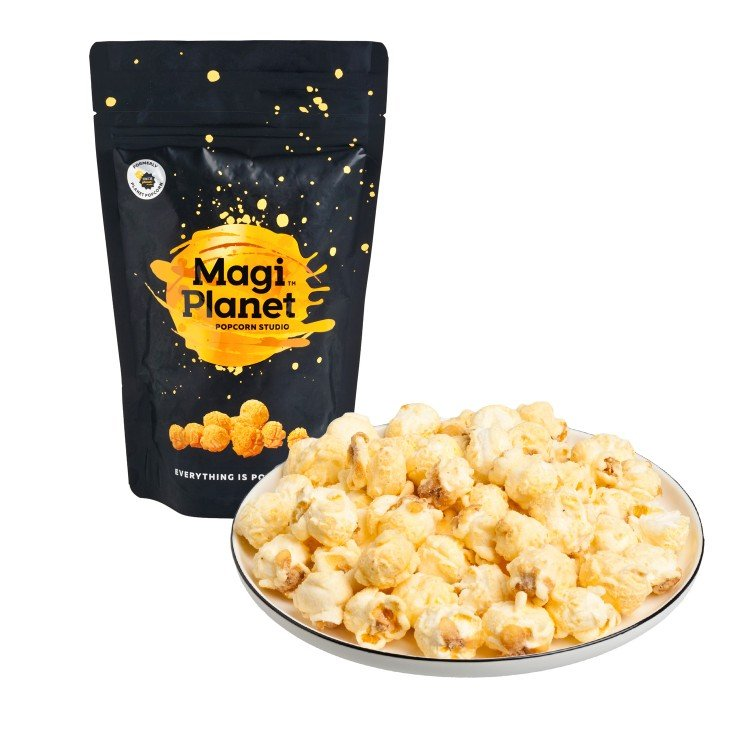 MAGI PLANET - POPCORN-CORN SOUP  - 110G