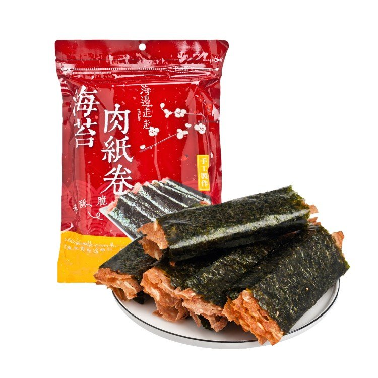 HIWALK - PORK SHEET WITH SEAWEED - 8'S