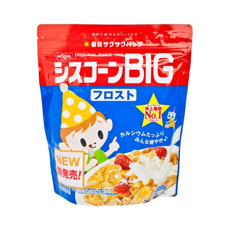 NISSIN - CISCO-CISCORN BIG FROST - 220G
