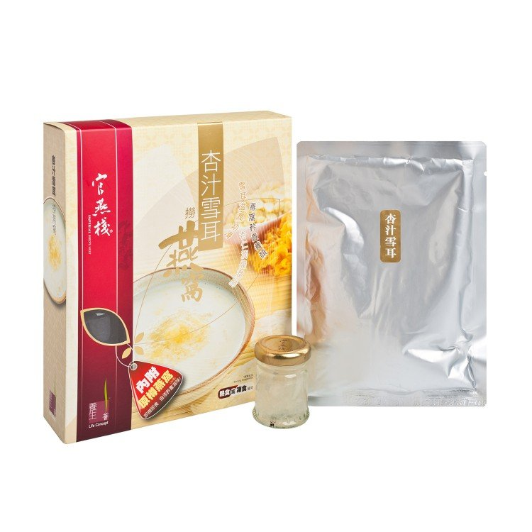 IMPERIAL BIRD'S NEST - LIFE CONCEPT-ALMOND AND WHITE FUNGUS DESSERT WITH IMPERIAL BIRD'S NEST - PC