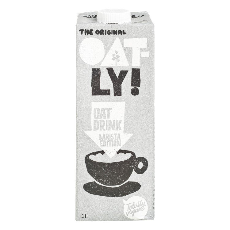 OATLY - OAT DRINK-BARISTA EDITION - 1L
