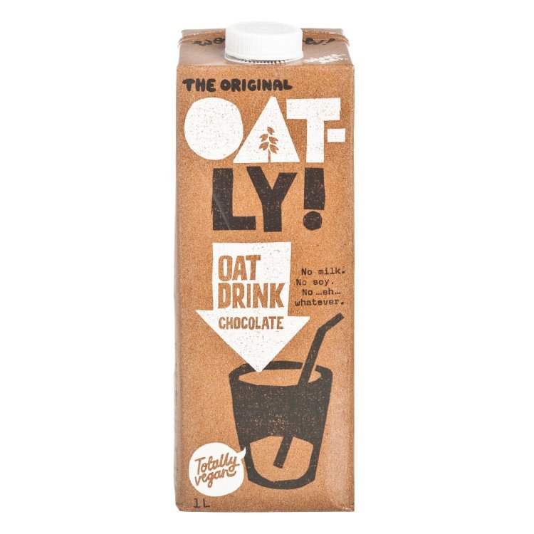 OATLY - OAT DRINK-CHOCOLATE - 1L