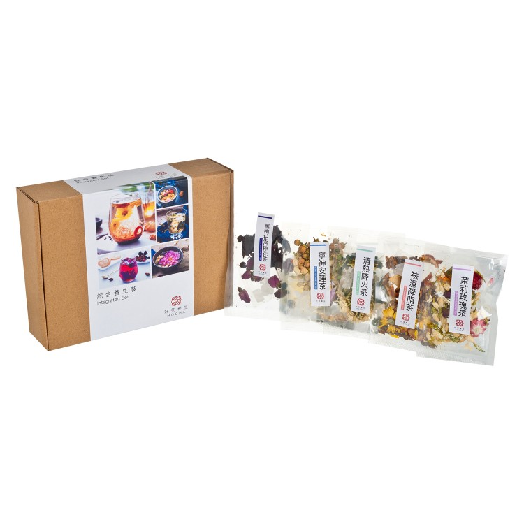 HO CHA - GIFT SET-ASSORTMENT FOR BETTER LIFE - 15'S