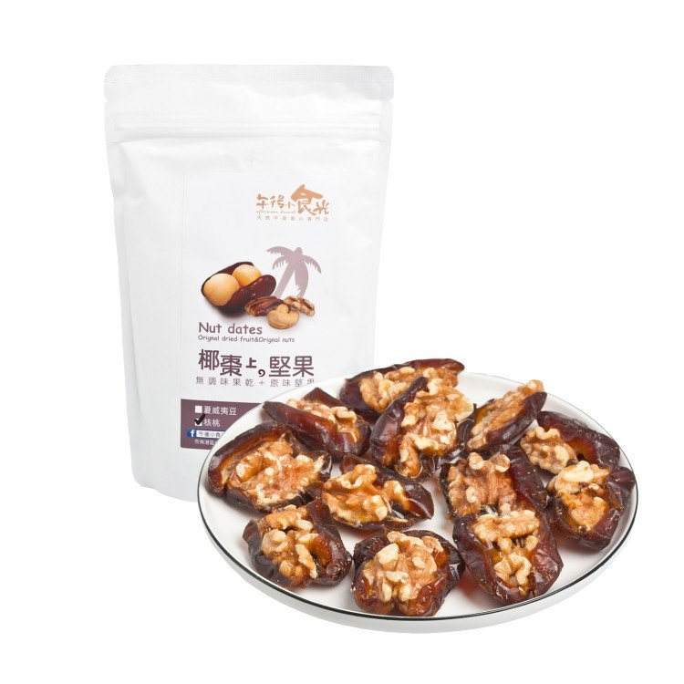 AFTERNOON DESSERT - DATE PALM WITH WALNUTS - 160G