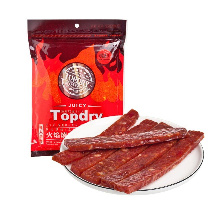 TOPDRY - PORK STICK-FLAME HONEY JUICE - 160G