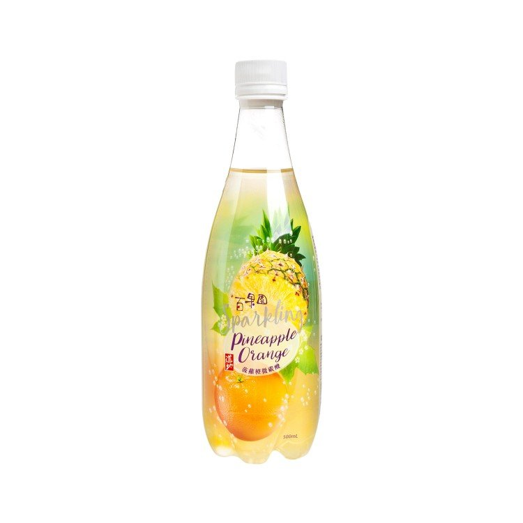 TAO TI - PINEAPPLE & ORANGE FLAVOURED DRINK - 500ML
