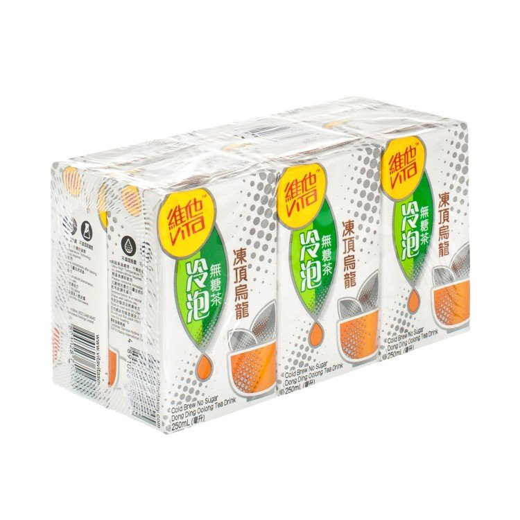 VITA - NO SUGAR TEA-OOLONG TEA - 250MLX6