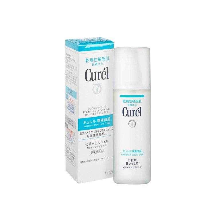 CUREL - INTENSIVE MOISTURE CARE LOTION II - 150ML