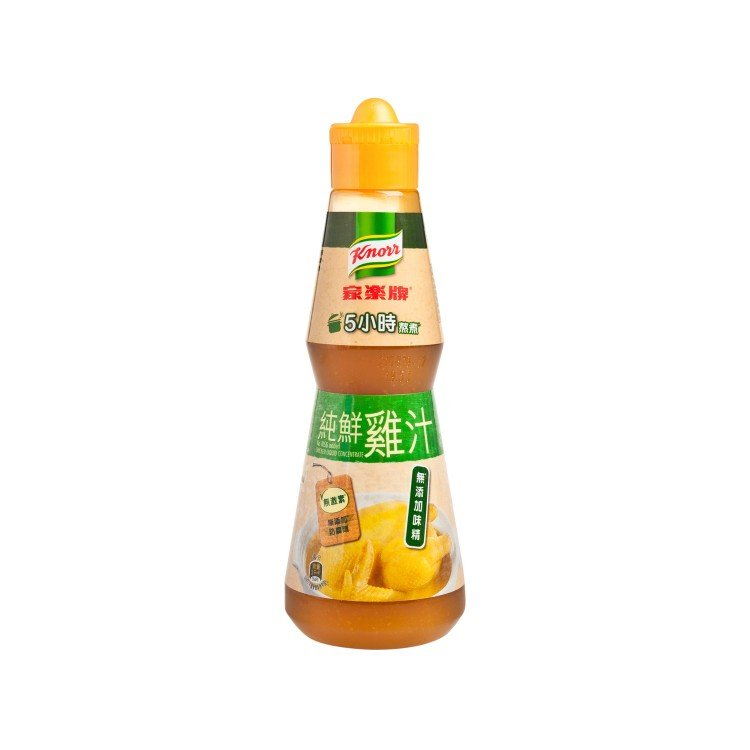 KNORR - CHICKEN LIQUID CONCENTRATE - 240G