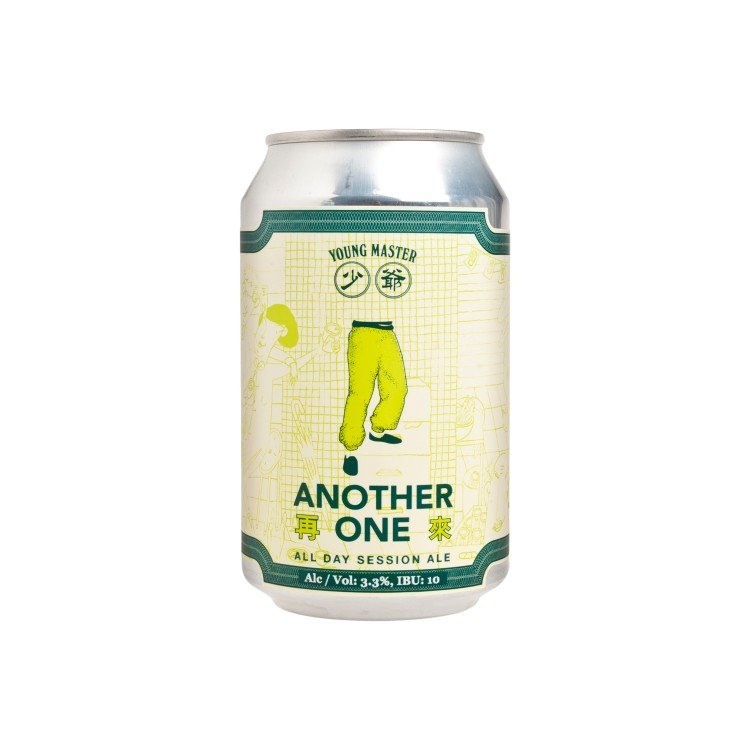 YOUNG MASTER - ANOTHER ONE - 330ML