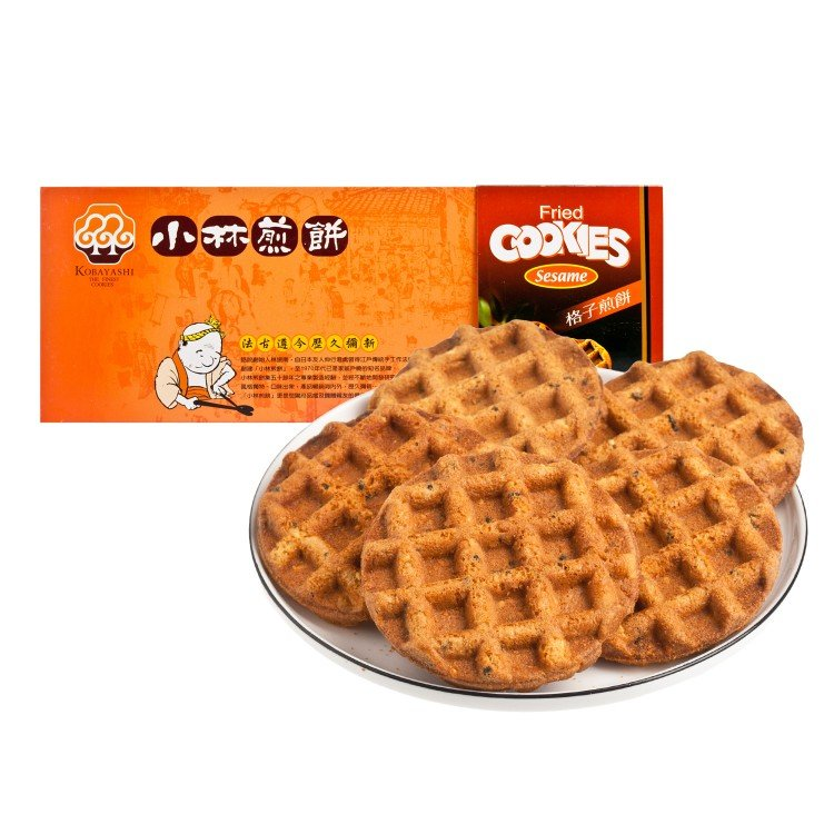SHULIN BISCUIT - RICE CRACKER-WAFFLE - 162G