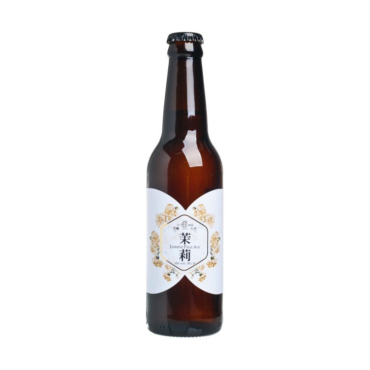 CITIBREW - FLOWER MARKET-JASMINE PALE ALE - 330ML