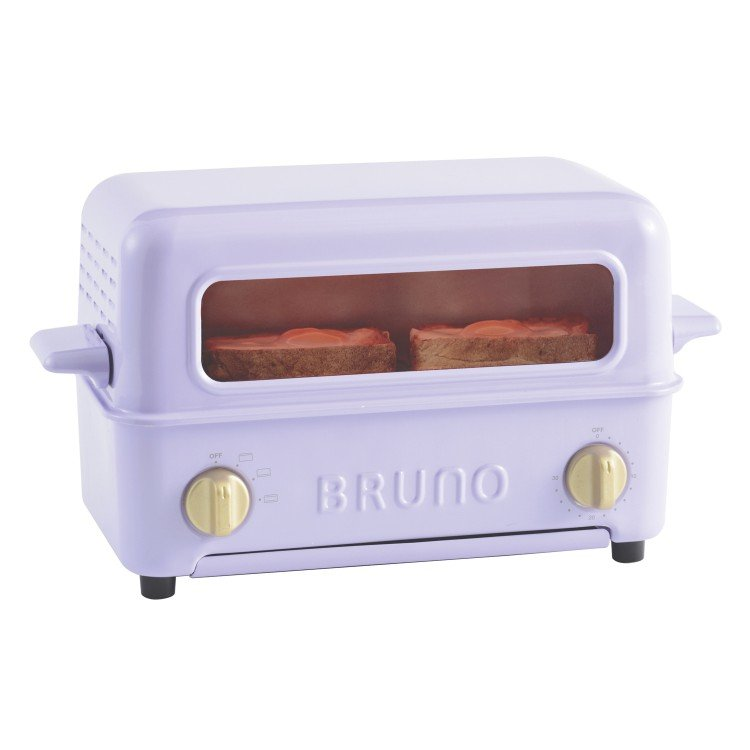 BRUNO - TOASTER GRILL-LAVENDER - PC