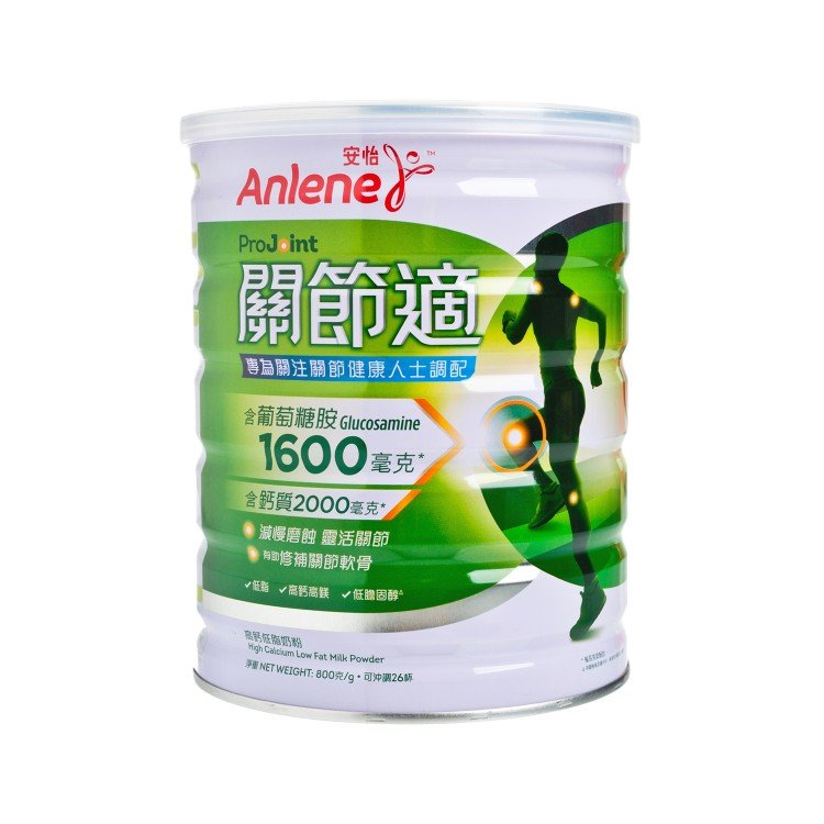 ANLENE - PROJOINT  HI CAL LF MILK POWDER - 800G