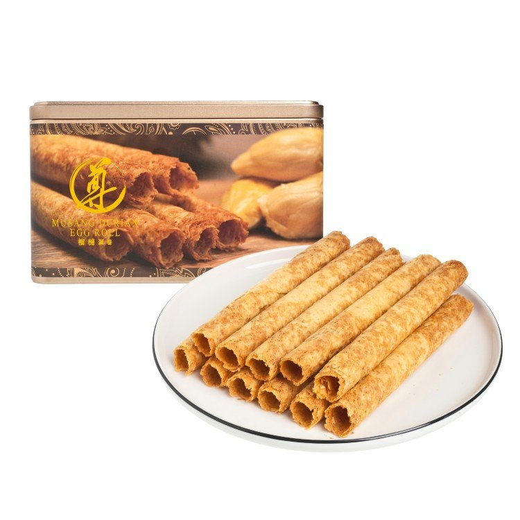 D SQUARE - EGG ROLL-DURIAN - 288G