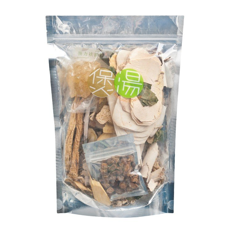 BOTONG - DAMPNESS DISPELLING TEA WITH RAW SLAB & ROCK SUGAR - PC