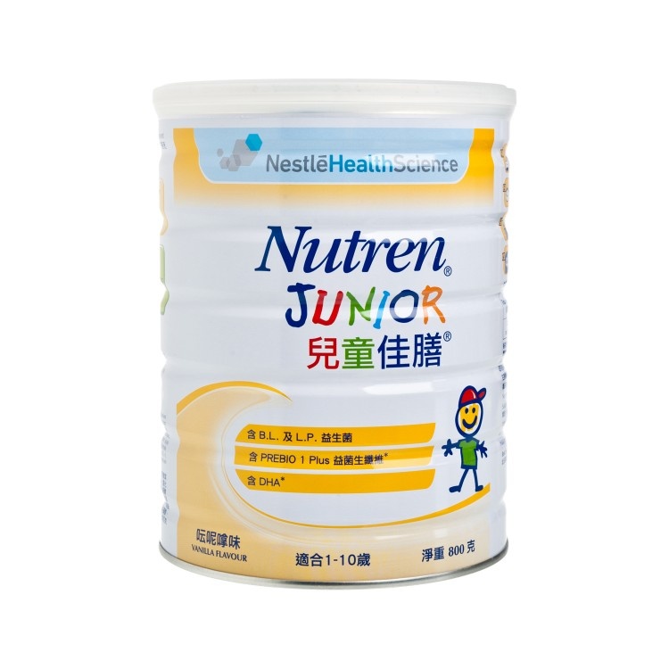 NESTLE - NUTREN® JUNIOR - 800G