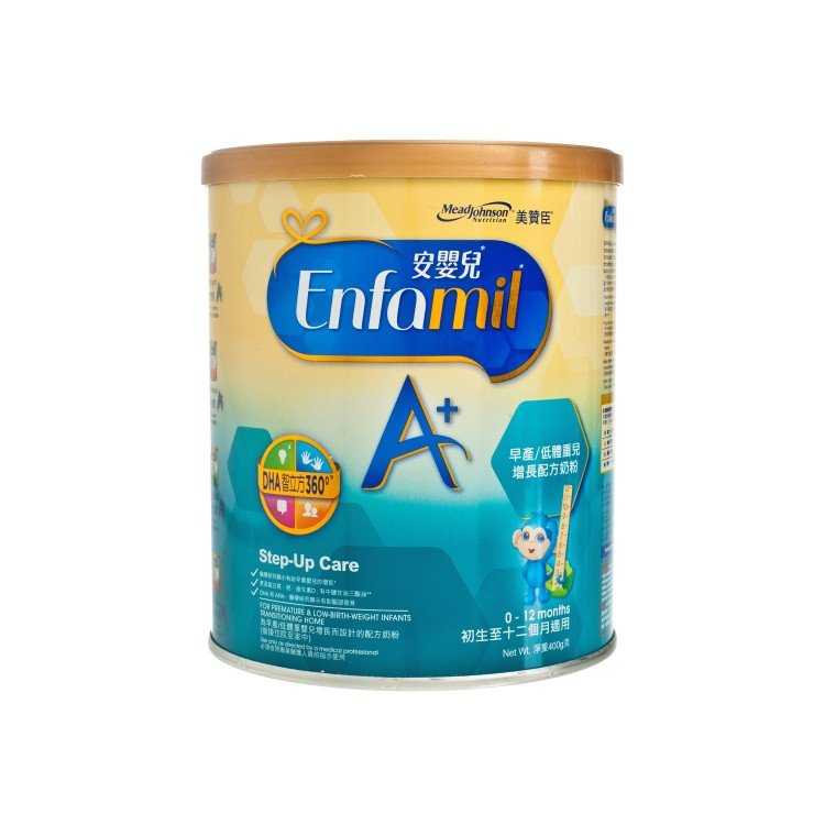 MEADJOHNSON - ENFAMIL A+ STEP-UP CARE - 400G