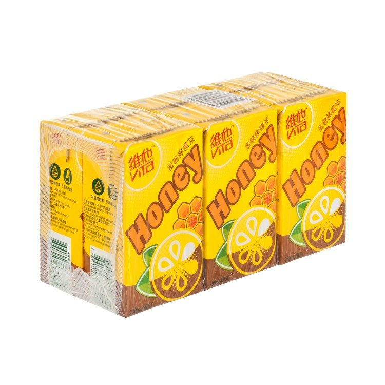VITA - HONEY LEMON TEA - 250MLX6