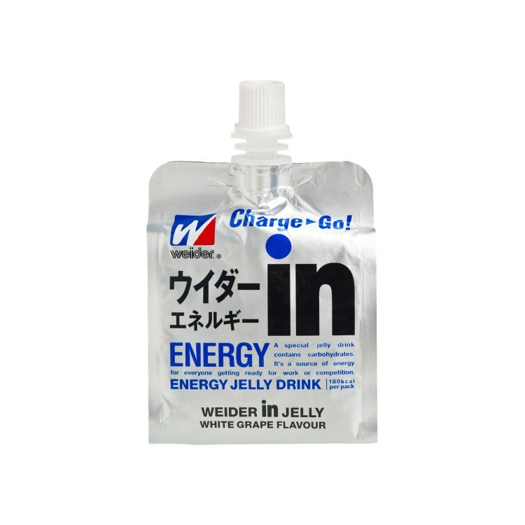 WEIDER IN JELLY - JELLY-ENERGY IN - 180G
