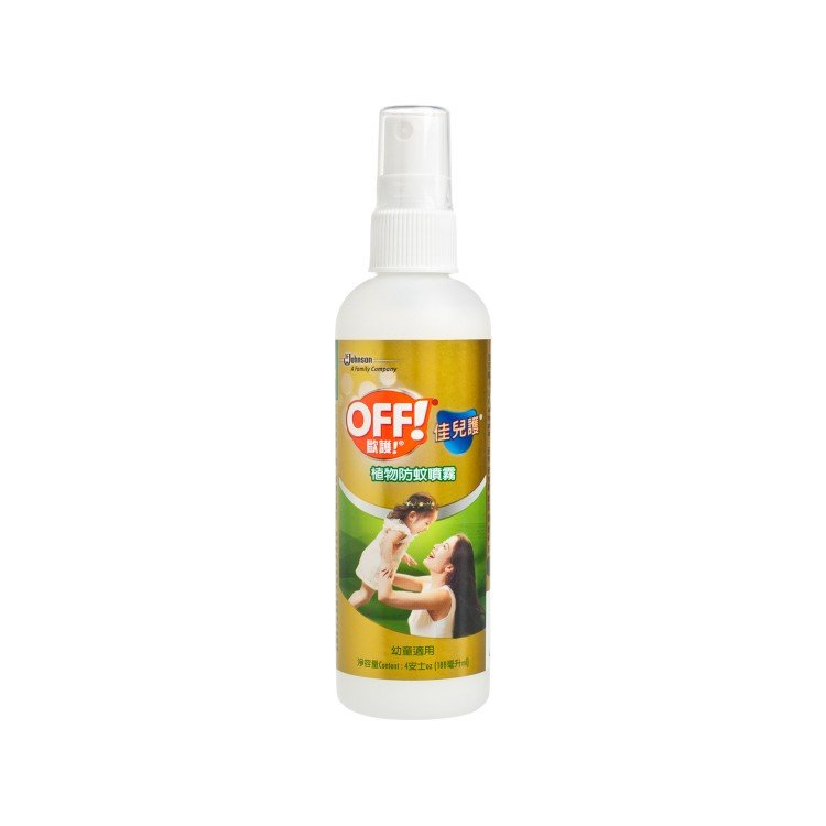 OFF - CPL BOTANICAL SPRAY - 4OZ