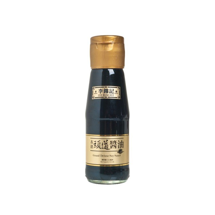 LEE KUM KEE - GRAND DELUXE SOY SAUCE - 115ML