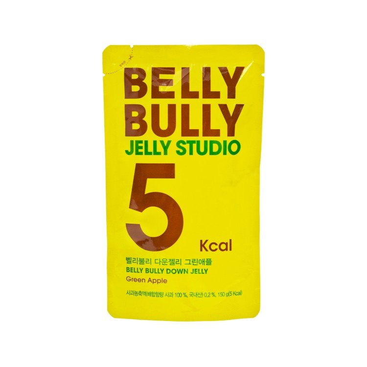 BELLY BULLY - JELLY GREEN APPLE - 150G