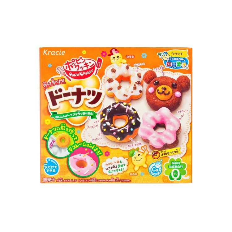 KRACIE - POPIN COOKIN CANDY-DONUT - 41G
