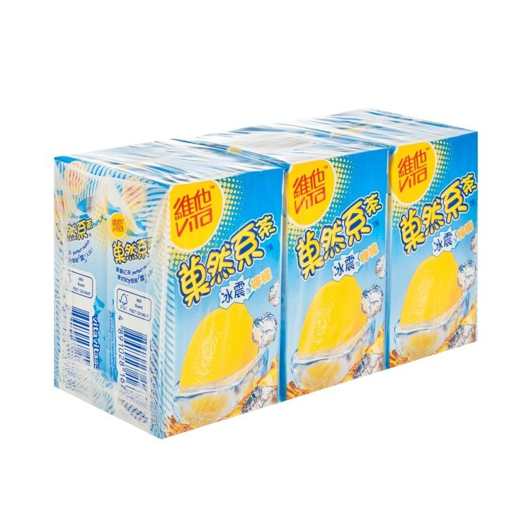 VITA - GOR YIN HAI ICY LEMON TEA - 250MLX6