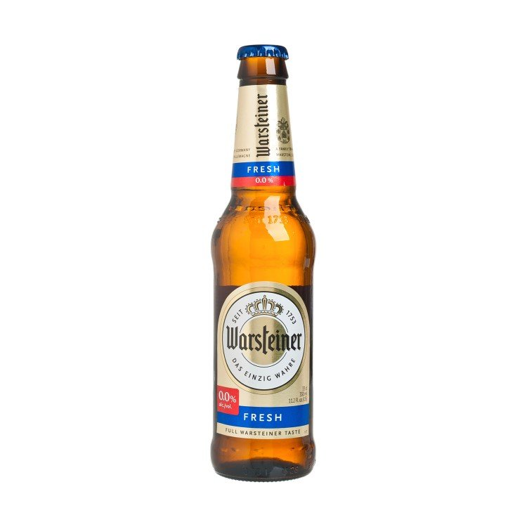 WARSTEINER - BEER-ALCOHOL FREE - 330ML