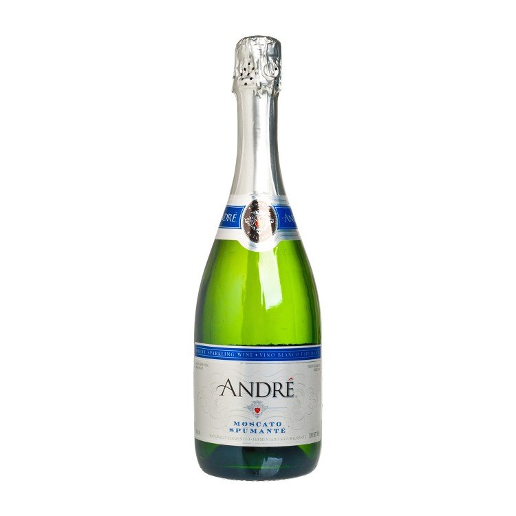 ANDRE - MOSCATO SPUMANTE - 75CL