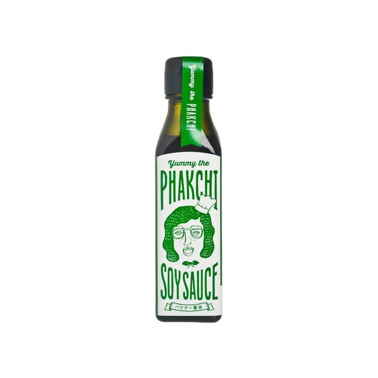 YUMMY THE PHAKCHI - 醬油-芫荽味 - 120ML