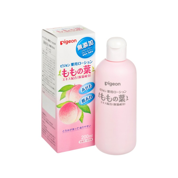 PIGEON - MEDICINAL TONER (PEACH LEAF EXTRACT) - 200ML